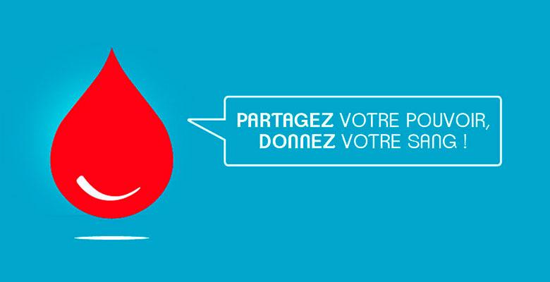 Donneurs bénévoles du Don du sang