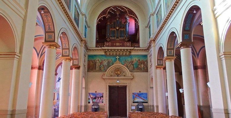 Association de sauvegarde du patrimoine des églises Notre-Dame de Trouville-sur-Mer