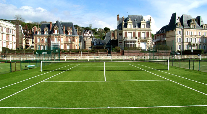 Trouville Tennis Plage