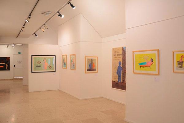 Affiches – Exposition à La Galerie du Musée