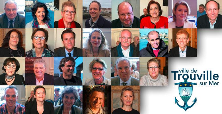 Conseillers Municipaux & Adjoints au Maire
