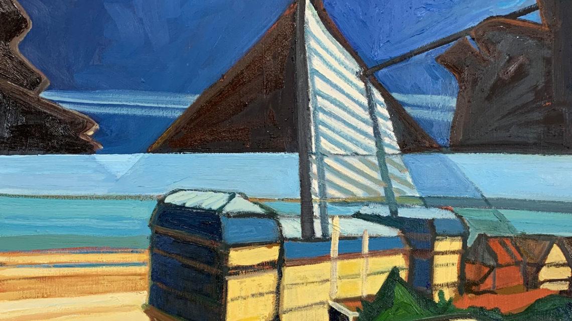 Exposition – Pierre Collin «Marées hautes, marées basses»
