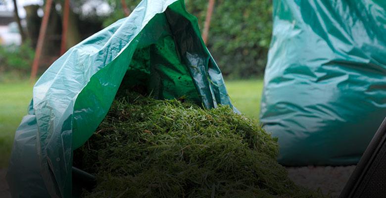 Reprise de la collecte des déchets verts en porte à porte