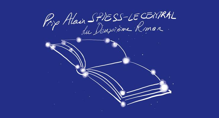 Prix Alain Spiess – Le Central – du 2ème roman
