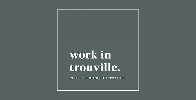#workintrouville