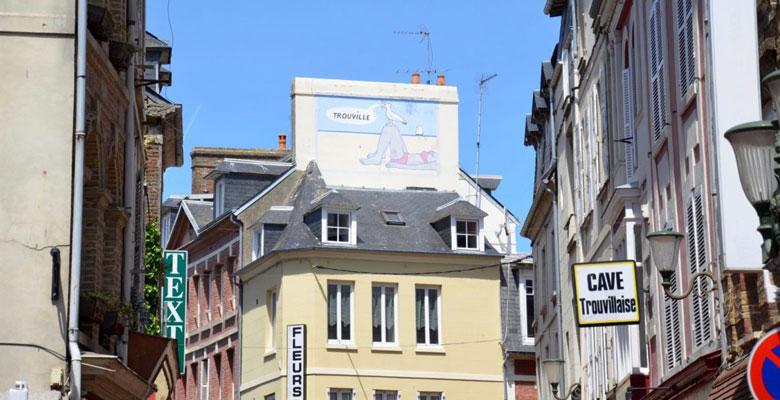 Port du masque   rue des Bains