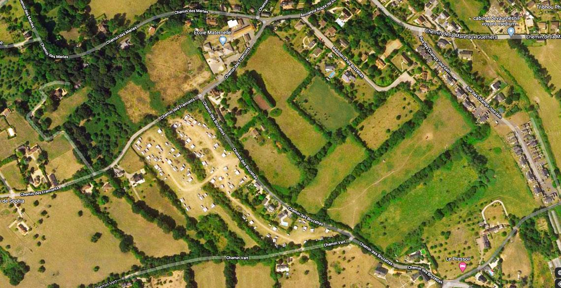 Modification temporaire de circulation | Chemin des Frémonts