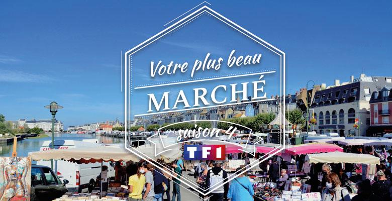 Trouville-sur-Mer plus beau marché de France ?