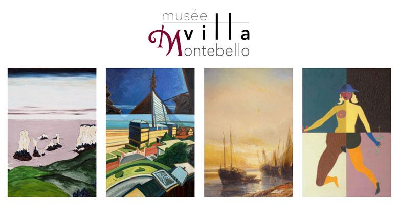 Les expositions au Musée Villa Montebello