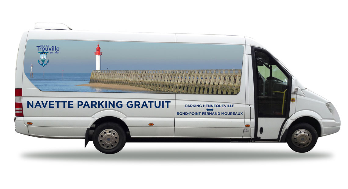 Horaires – Navette Parking (gratuit)