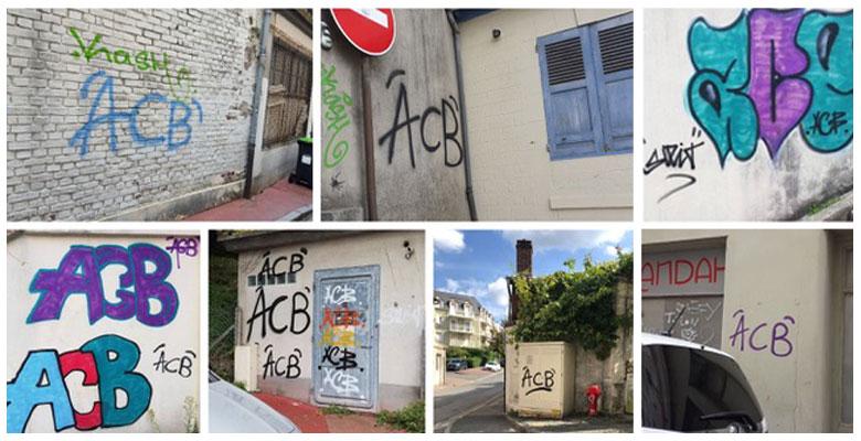 Graffitis | Appel à témoins