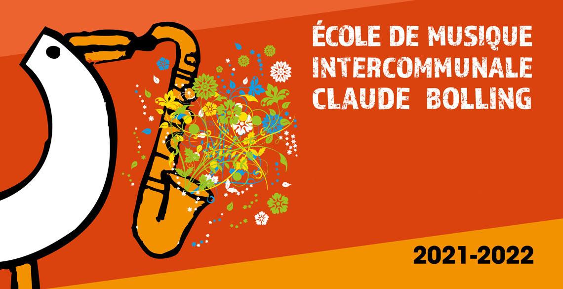 Ecole de musique Claude Bolling